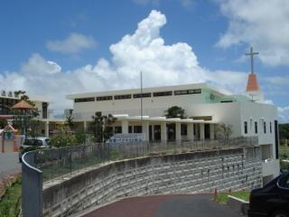 那覇バプテスト教会